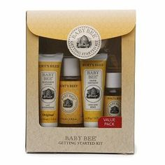 Burt's Bees Baby Bee Getting Started Kit 1 kit (Quantity of 3)