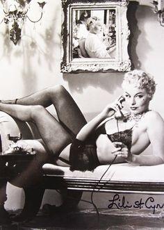 Lili St Cyr 1950s