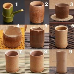 1 x #bamboo #drinking cup tea water beer camping travel mug gift #vintage style n, View more on the LINK: http://www.zeppy.io/product/gb/2/351224658013/