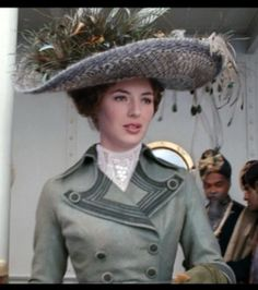 The Extraordinary Adventures of Adèle Blanc-Sec (2010) screen caps of millinery by Crowned Heads Millinery