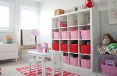 Modular Cube Storage for Room Organizing