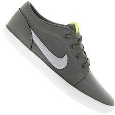 Tênis Nike Futslide Slip 654988 - Masculino - CINZA ESC/VERDE CLA Desconto Centauro para Tênis Nike Futslide Slip 654988 - Masculino - CINZA ESC/VERDE CLA por apenas R$ 179.99.