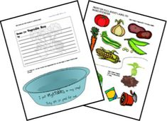 printable garden unit and also activities