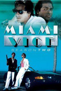 Miami Vice (1984) Poster