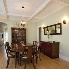 Greenlake Custom Home - traditional - dining room - seattle - Ventana Construction LLC