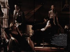 The 2007 Hollywood Issue - Killers Kill, Dead Men Die by Annie Leibovitz Vanity Fair Hollywood Issue, Annie Leibovitz Photography, Cinematic Photography, Group Shots, Fashion Photography Inspiration, Fashion Story, Strike A Pose, Low Key, Barrel