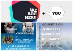 Crowdfunding Campaign for JM International Conducting Competition