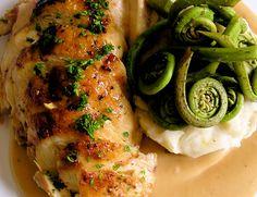 French Lemon Chicken recipe | JAQUO Lifestyle Magazine