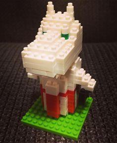 «。 #moominmama ♡ 。*☆∴。 。∴☆ #mumin #moomin #moomintroll #muumi #instapic #instalike #instacute #finland #nanoblock #lego #cute #toy #hobby #block #ムーミン…»