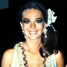 Natalie Wood's Changing Looks - 1968 from #InStyle