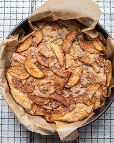 Apple Coffeecake — Local Haven Round Cake Pans, Round Cakes, Apple Tart Recipe, Apple My, Apple Slices, Cake Ingredients, Baking Recipes, Easy Meals, Pork