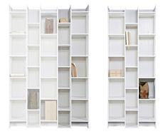 24 id�es de biblioth�que modulable
