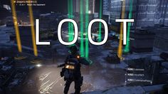 The Division 1.4 - Give us all the loot!