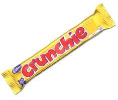 Cadbury Crunchie Bar.