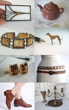 Vintage Autumn Gifts For Her by Jules Teskie on Etsy--Pinned with TreasuryPin.com
