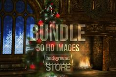 Check out Christmas Backgrounds Bundle by BackgroundStore on Creative Market
