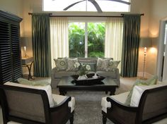 Living room - Contemporary - Living Room - Images by HK Interiors   Wayfair
