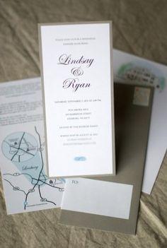 Wedding Trends for 2013 - custom stationary/invites