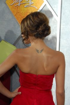jenna-dewan    #celebrity #tattoos