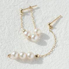 Gold Heart Stud Earrings/ Minimalist Earrings/ Heart Earrings/ Rose Gold Earrings/ Gift for Her/ Dainty Earrings/ Tiny Gold Heart Studs/ Soul mates aren't limited to what we've seen in storybooks. Dainty Earrings, Bridal Earrings, Heart Earrings, Beaded Earrings, Earrings Handmade, Wedding Jewelry, Diy Jewelry, Beaded Jewelry, Jewelery