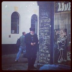 RIP lovely jazz club man.