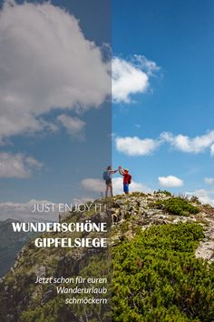 Jetzt schon mal für euren Wanderurlaub in Flachau schmöckern Bergen, Desktop Screenshot, Tourism, Hiking, Mountains
