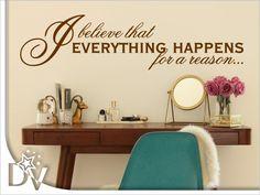 #mindenokkaltörténik #everything #happens #forareason #falmatrica #faltetoválás #szöveg #idézet #faldekoráció #dekormatrica #angolszöveg #angol #idézetesfalmatrica #lakásdekoráció #lakberendezés #otthon #otthonédesotthon #otthondekoráció Everything Happens For A Reason, Shit Happens, Home Decor, Decoration Home, Room Decor, Home Interior Design, Home Decoration, Interior Design