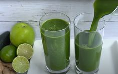 Detox, Lime, Fruit, Smoothie, Youtube, Limes, Smoothies, Youtubers, Youtube Movies