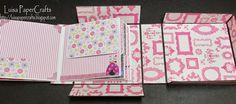 Luisa PaperCrafts: Mini Album Caja