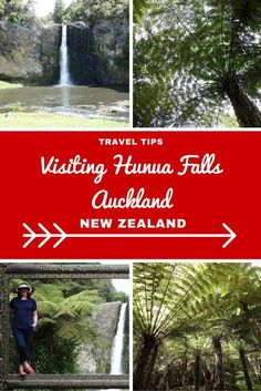 New Zealand Travel Inspiration - Looking for things to do in Auckland City then why not visit the Hunua Falls in South Auckland which is a super little New Zealand hiking spot and a gorgeous waterfall. Add this Regional Park to your New Zealand Bucket List. Click on the link to see more photos and travel tips for Auckland, New Zealand.