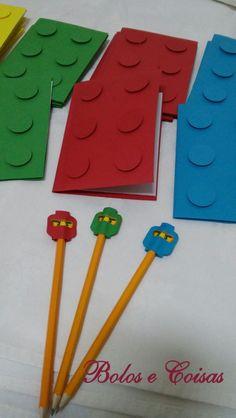 Lego ideas - a nice idea for the next children& birthday party for the mo . - Lego ideas – a nice idea for the next children& birthday party on Monday - Lego Ninjago, Ninjago Party, Ninjago Games, Lego Games, Lego Party Favors, Lego Themed Party, Ninja Birthday Parties, Diy Birthday, Festa Ninja Go