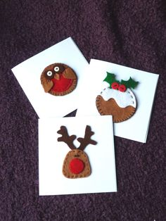 Elizabeth Louise Crafts: Christmas Cards