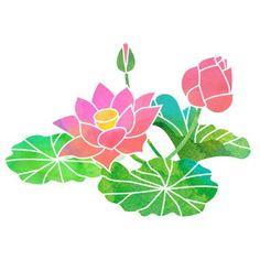 Curso de Reiki Usúi Tradicional Maestría - Formamos Profesionales de Reiki - Saree Painting, Kalamkari Painting, Kerala Mural Painting, Tattoo Design Drawings, Art Drawings, Dark Green Aesthetic, Reiki, Flower Silhouette, Batik Pattern
