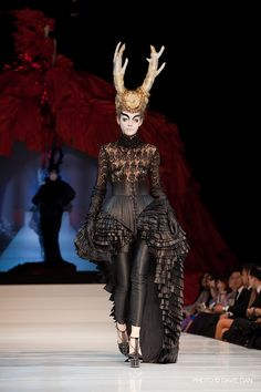 10 Best Marko Mitanovski Images Fashion Avant Garde Fashion Dark Fashion