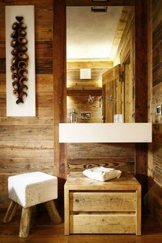 Ampezzo Meleres / house wood mood