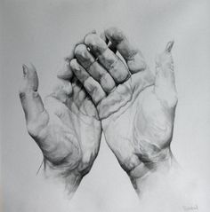 pencil drawing of old man - Google Search