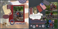 Chattering Robin's: America, My Country