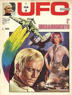 i film di UFO 06 - Fred Hose - Alles Uber Kinofilme Fiction Movies, Science Fiction Art, Sci Fi Movies, Ufo Tv Series, Alien Character, Sci Fi Tv Shows, American Series, Classic Sci Fi, Kino Film