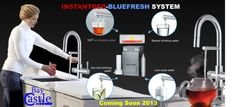 3-1 Water Filter System with Integrated Faucet