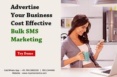 Simplify your Business communication with the help of Bulk SMS Marketing Service with affordable price. Advertise Your Business, The Help, Advertising, Marketing, Communication, Text Posts, Communication Illustrations