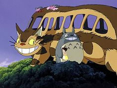 What is the Catbus? Where did he come from? And why are there dark theories around him?
