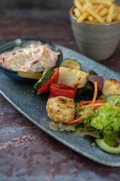 59 At The Hollies brings you the best The Hollies Farm Shop has to offer in our new Steakhouse Restaurant & Gin Bar in Tarporley, Cheshire. Gin Bar, Farm Shop, Pitta, Halloumi, Coleslaw, Skewers, Tasty Dishes, Sweet Potato, Onion
