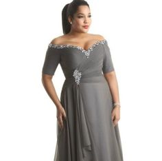 Cheap plus size formal dresses with sleeves - http://fashion-plus-size-womens.info/formal-dress-fashion/1146-cheap-plus-size-formal-dresses-with-sleeves.html #plus #size #plussize #trands2016 #fashion2016 #Look #trandy