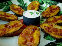 Top Secret Recipes | T.G.I. Friday's Potato Skins Reduced Fat Recipe