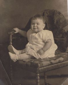 This is a pic of my Uncle. I like these old pics.