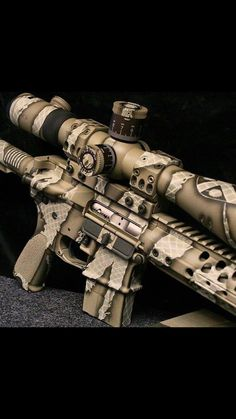 AR Snakeskin... http://riflescopescenter.com/rifle-scope-reviews/