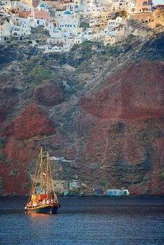 Beautiful Santorini,Greece