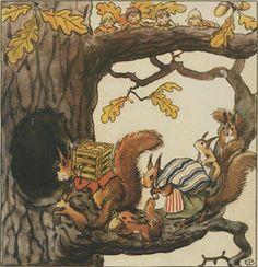 Tommelise/Thumbelina by H.C. Andersen (1805-1875 ...