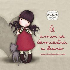 El amor se demuestra a diario Positive Phrases, You Are Special, Past Relationships, Live Happy, New Dolls, Feeling Loved, Spanish Quotes, All You Need Is Love, Illustrations