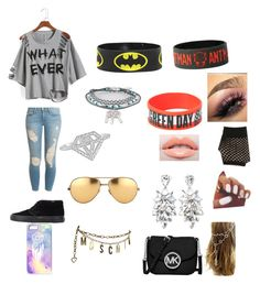 """""""Going To Your Best Friends House"""" by jennamiller452 ❤ liked on Polyvore"""